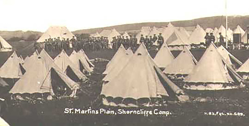 Shorncliffe Camp